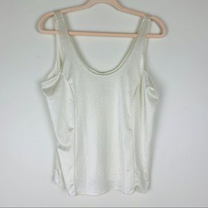 NWT Bali Studio Collection Built Up Cami Top | B95